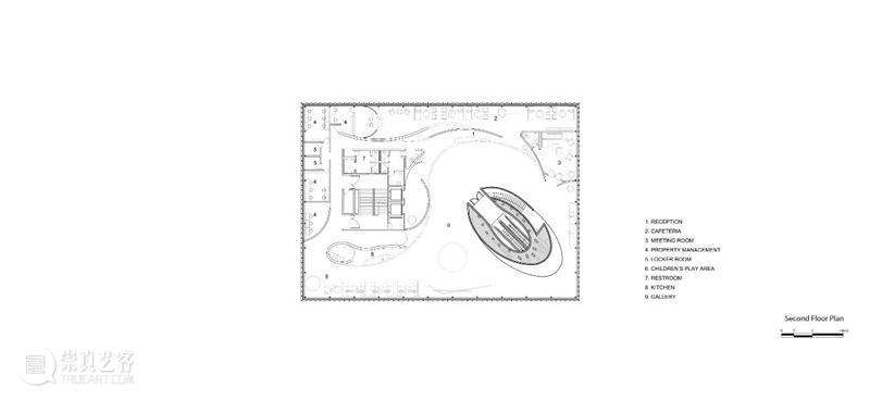 西安沣东新城莱安社区中心 / EID Architecture 西安沣东新城莱安社区中心 路径 建筑 西安城市中轴线西延段上的莱安社区中心近日 沣东新城 关中 渭河 冲积平原 秦岭 西咸一体化 崇真艺客