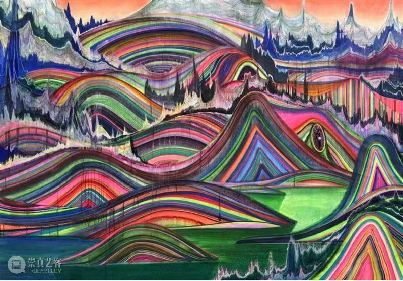 阿尔敏·莱希宣布代理艺术家黄宇兴(Huang Yuxing)| AR艺术家  Almine Rech 黄宇兴 艺术家 阿尔敏 莱希 Yuxing 照片 工作室 画廊 莱希荣幸 中国 崇真艺客