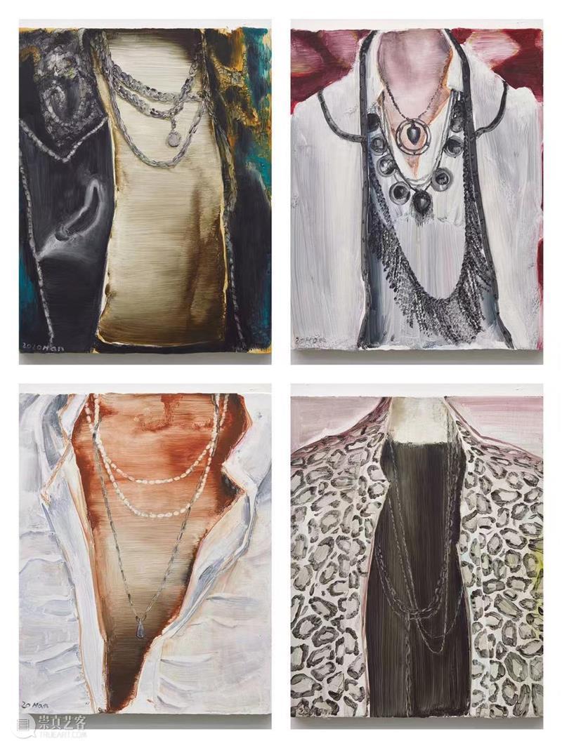 West Bund 2020 | 阿拉里奥画廊展位部分作品导读 2.0 Bund 阿拉里奥 画廊 展位 部分 作品 West 上篇 以下 链接 崇真艺客