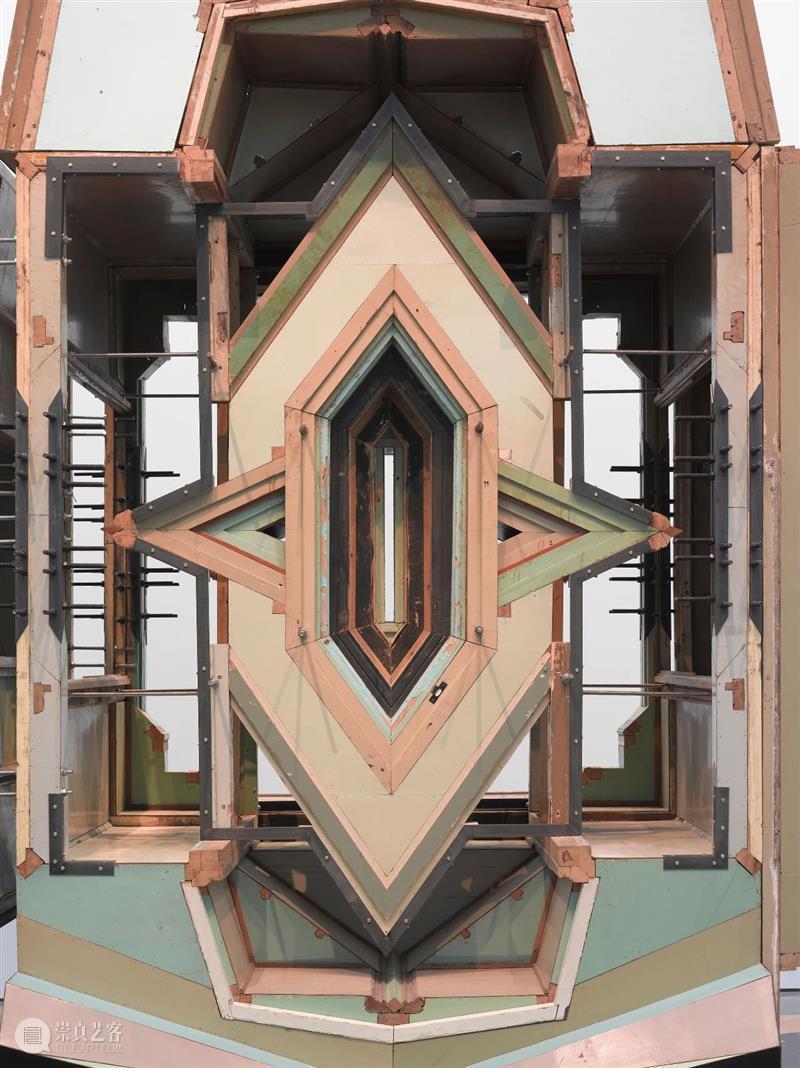 【现场】刘韡作品于Art021 SPECIAL PROJECT单元呈现 刘韡 作品 现场 PROJECT 单元 错误 No.1 白立方 上海 廿一 崇真艺客