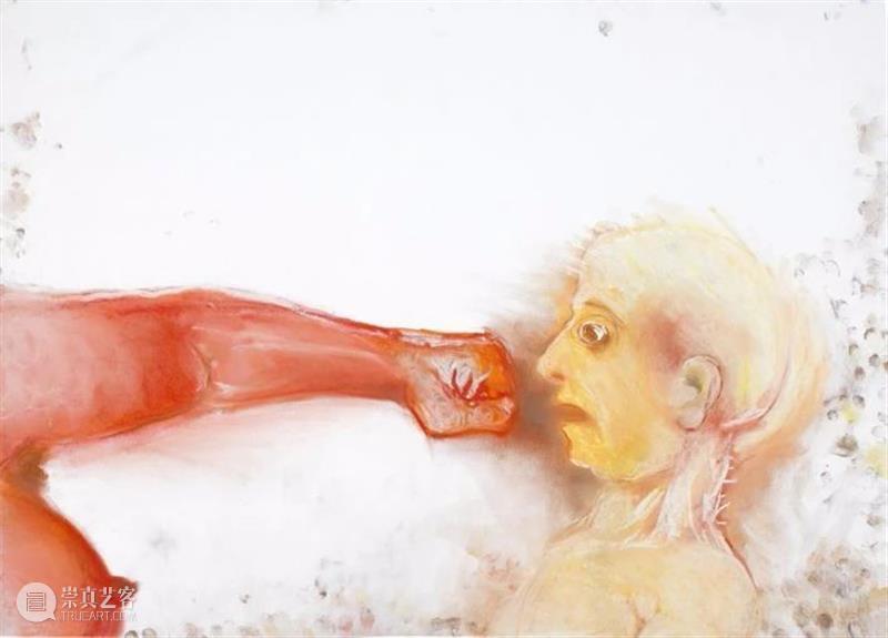 同行/不熄之怒   Miriam Cahn Miriam Cahn 同行 瑞士 画家 目前 生活 工作 巴塞尔 贝耶尔 崇真艺客