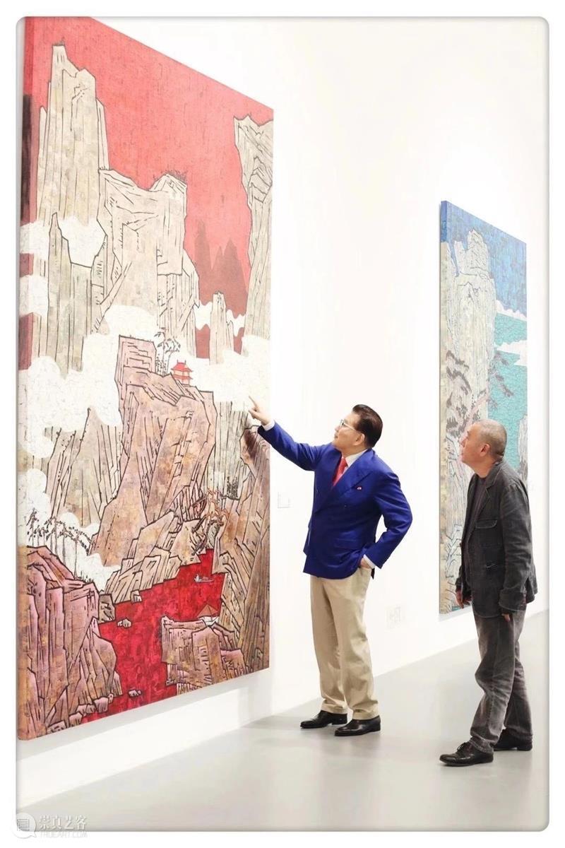 特别活动   与薛松面对面,拼出中国DNA! 中国 DNA 薛松 上海 艺术 盛事 以来 媒体 社会 精英 崇真艺客