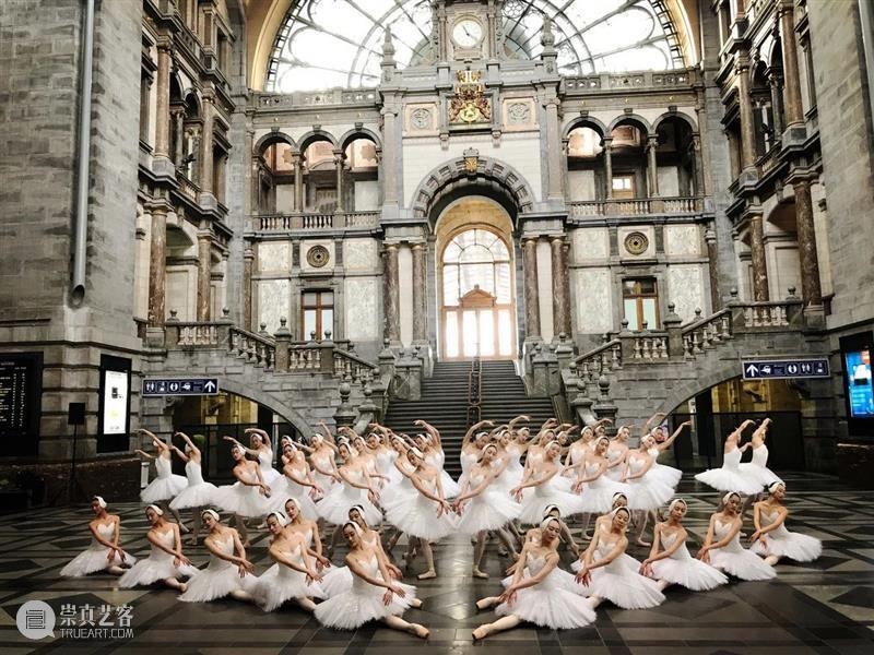 2021新年,48只鹅来广州了!经典版《天鹅湖》邀你来睇 天鹅湖 2021新年 经典版 广州 白天鹅 舞台 舞步 天鹅 海洋 今人 崇真艺客