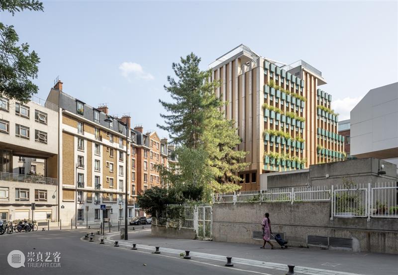 '养生'建筑,耕种公寓 Edison Lite / Manuelle Gautrand Architecture 建筑 公寓 住房 模式 项目 基本原则 单元 未来 居民 面积 崇真艺客