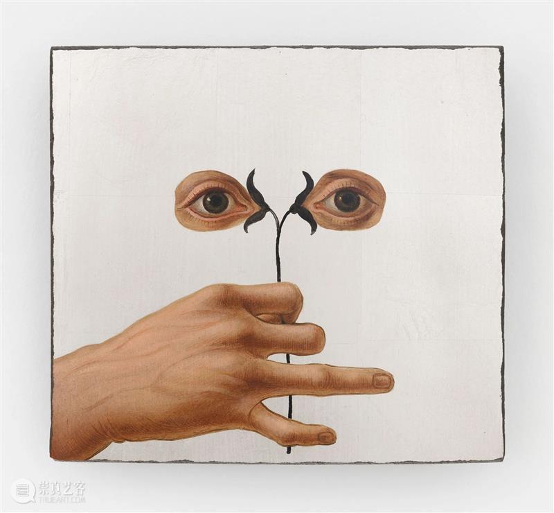 """Artsy报道   洛朗·格拉索:我想在作品中体现某种""""人造的历史记忆"""" 历史 洛朗 格拉索 Artsy 作品 记忆 Grasso portrait Dorn 物品 崇真艺客"""