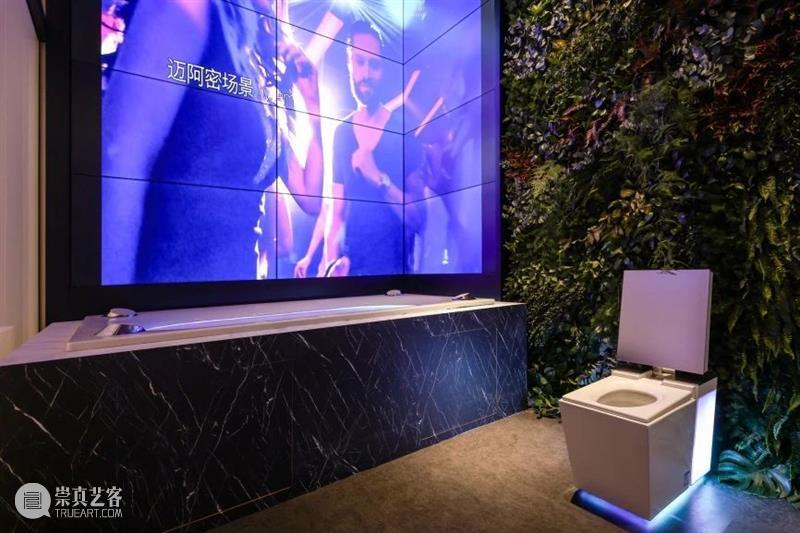 科勒精选:打造未来智能家居,让设计熠熠生辉 科勒 未来 智能 家居 亚洲 盛会 上海 上海世博展览馆 Exhibitors Interior 崇真艺客
