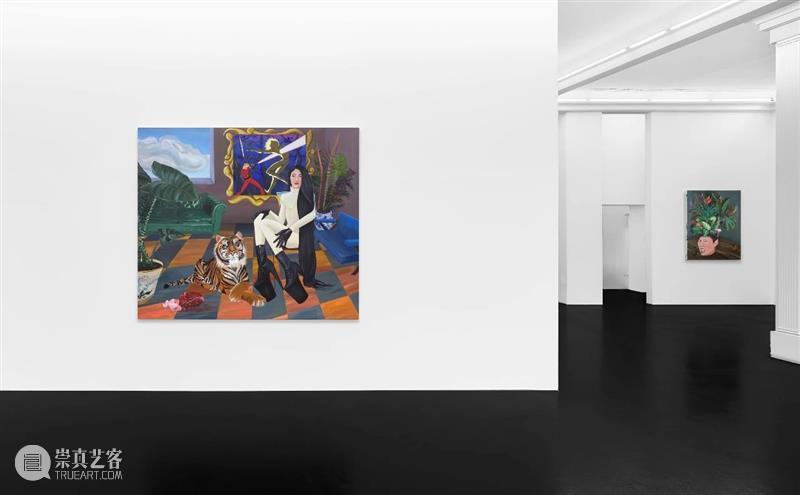 同行/在热带,幻觉都是真实的 | Dalton Gata Dalton Gata 同行 热带 幻觉 古巴 生活 工作 波多黎各 绘画 崇真艺客