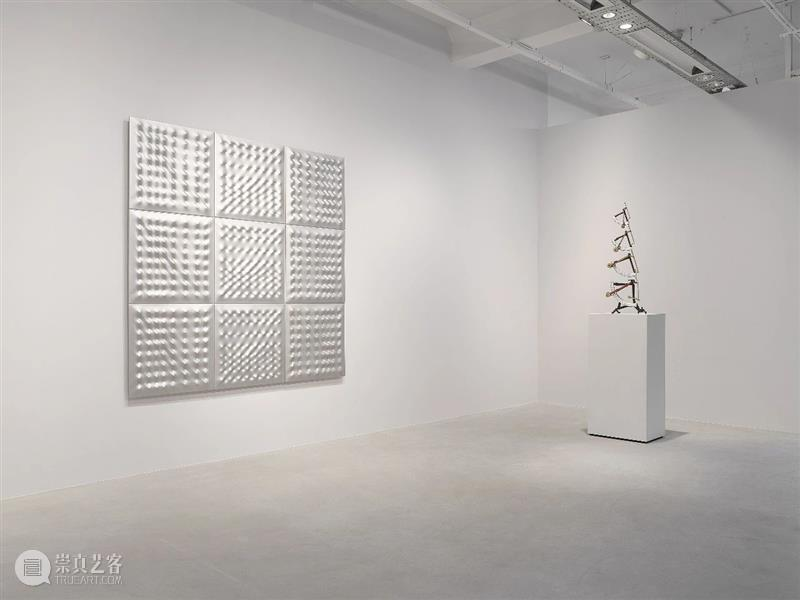 阿尔伯马尔街40号特别呈现   恩里科·卡斯泰拉尼 阿尔伯马尔街40号 恩里科 卡斯泰拉尼 卡斯泰拉尼阿尔伯马尔街 Castellani 作品 之后 雕塑 Sculpture 伦敦 崇真艺客