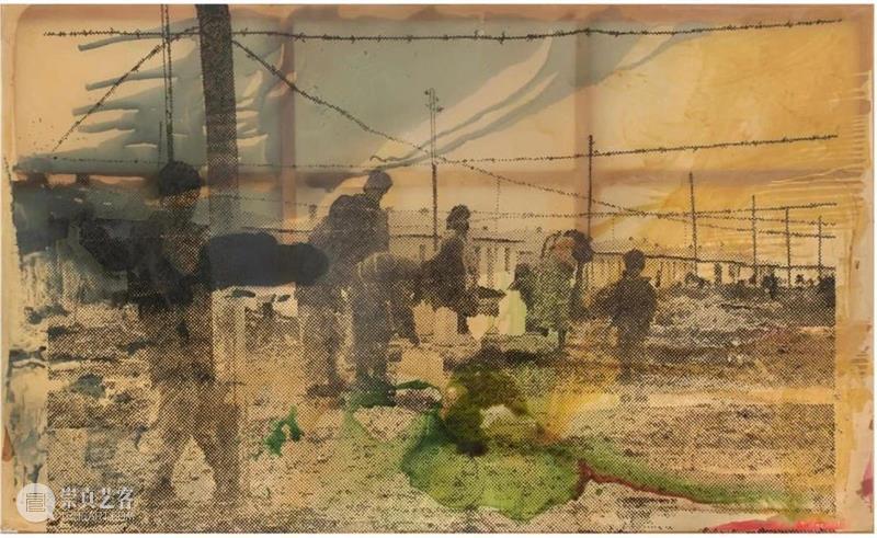 联合武道馆—理想的|从现代艺术到颓废艺术:波尔克与抽象(三) 现代 艺术 波尔克 联合武道馆 文章 作者 马克 戈弗雷 Mark Godfrey 崇真艺客