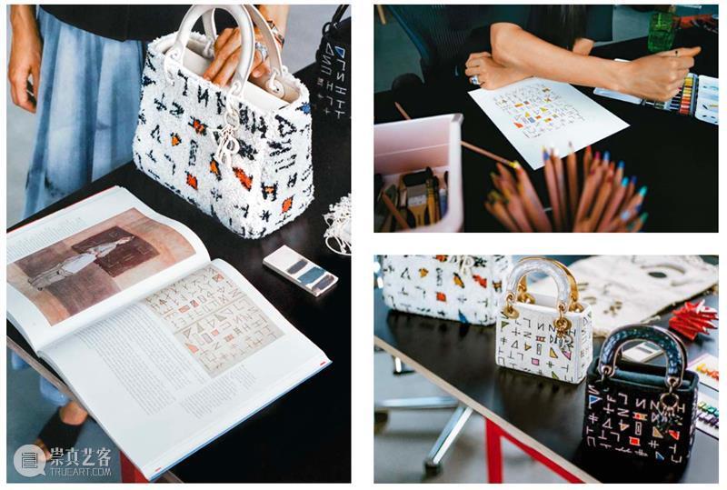 资讯|麦-浮·佩雷特荣幸参与Lady Dior艺术设计项目 佩雷特 Lady Dior 艺术 项目 资讯 Lee 画廊 艺术家 世界 崇真艺客