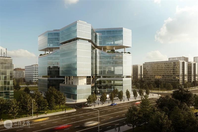 海茵建筑在广州,三大办公园区/综合体方案公布 视频资讯 ADCNews 海茵 广州 综合体 三大办公园区 方案 建筑 为三 企业 园区 高层 崇真艺客