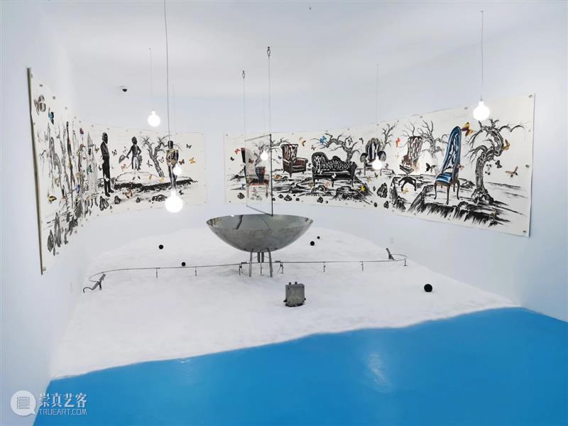香格纳画廊 | 12月展览合集 Exhibition Calendar 合集 香格纳画廊 Calendar 观众 香格纳 艺术家 艺术 空间 作品 部分 崇真艺客