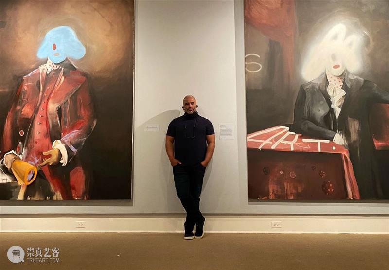 阿尔敏·莱希宣布代理艺术家马库斯·詹森(Marcus Jansen)|AR艺术家 阿尔敏 艺术家 Marcus Jansen 马库斯 詹森 莱希 莱希荣幸 欧洲 英国 崇真艺客