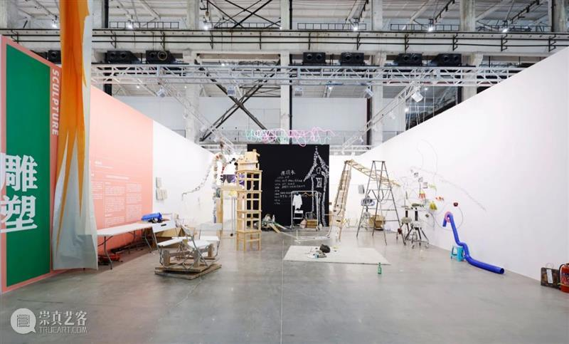 海内外顶尖艺术院校集结FutureLab,对未来艺术发展的探讨从这里开始 艺术 未来 FutureLab 院校 海内外 博览会 以下 教博会 期间 上海西岸艺术中心 崇真艺客