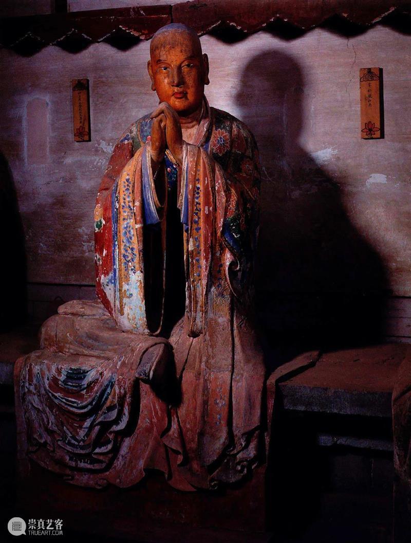 海内第一名塑-灵岩寺罗汉 灵岩寺 海内 罗汉 山东 济南市 长清县 万德镇 不远处 群山 之中 崇真艺客