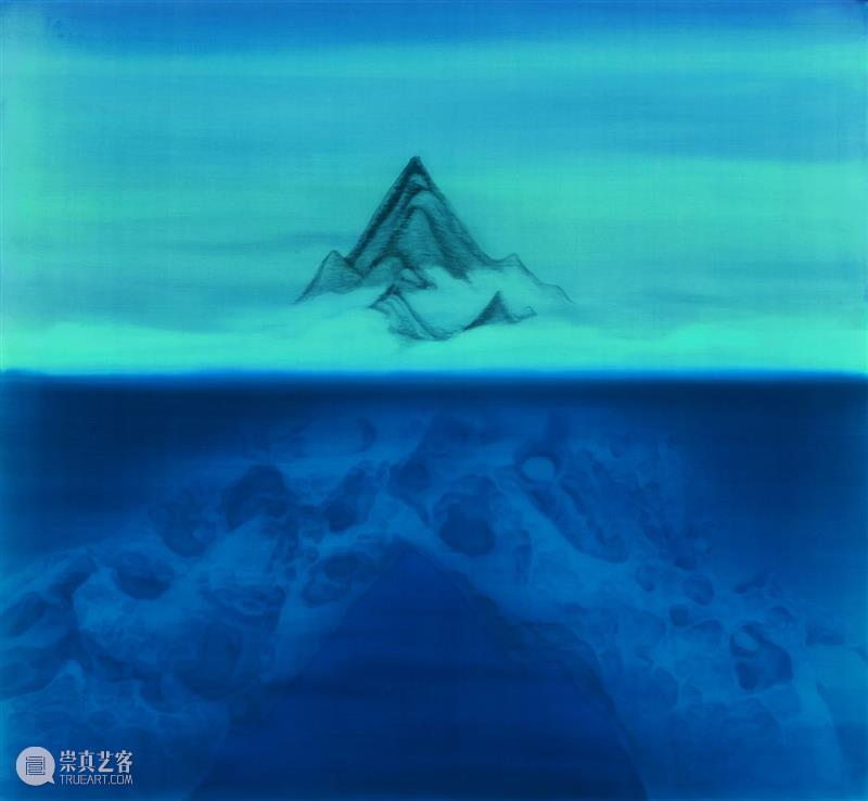 「松」展览 | 徐累的现代意象 徐累 现代 意象 传统的复活 中国 艺术 线索 美术馆 年代 艺术家 崇真艺客