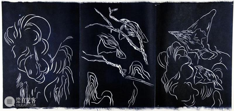 艺术家-保罗·乌尔曼 相遇·上海当代陶瓷实验艺术展 上海 陶瓷 艺术展 保罗 乌尔曼 艺术家 相遇 painting printmaking books 崇真艺客