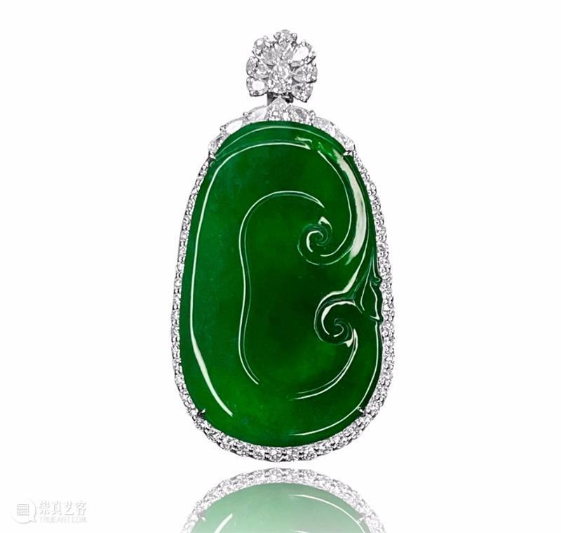 【嘉德香港•展售会】「IGNITE」下周一开幕啦!让我们用翡翠的一抹绿为您的圣诞增添节日气氛! IGNITE 嘉德 香港 翡翠 圣诞 节日 气氛 珠宝展 中国 Art 崇真艺客