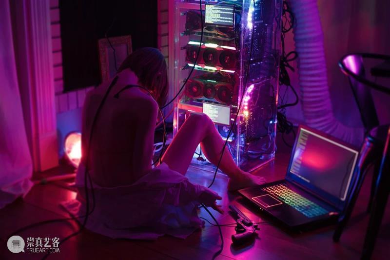 光社摄影图书馆 | 义体人 High Tech,Low Life 光社摄影图书馆 义体 Tech Life 赛博朋克 Cyberpunk 控制论 Cybernetics 朋克 Punk 崇真艺客