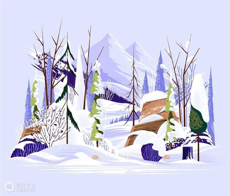 【板绘】一丝不苟的视觉艺术,每一张都适合做壁纸 ~ 视觉 艺术 壁纸 END 崇真艺客