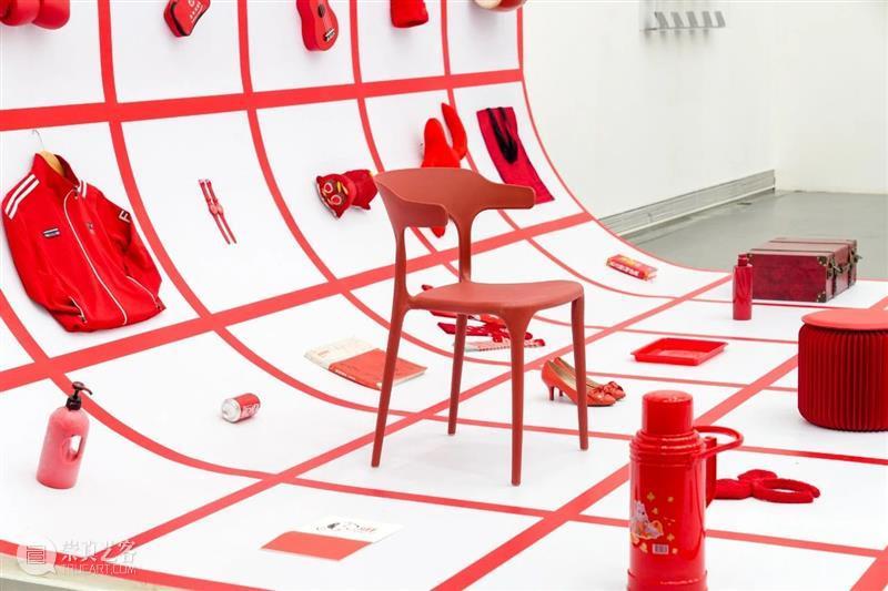 do it | 向红色事物致敬 明艳单色的浪漫 红色 事物 大脑 什么样 意象 暴力 危险 生活 艺术展 艺术家 崇真艺客