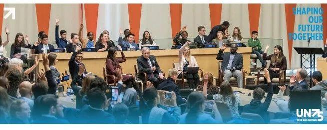 喜报!UN75联合国展览比赛初选入围名单公布 联合国 喜报 名单 世界 未来 全世界 时机 秘书长 古特雷斯 Secretary 崇真艺客