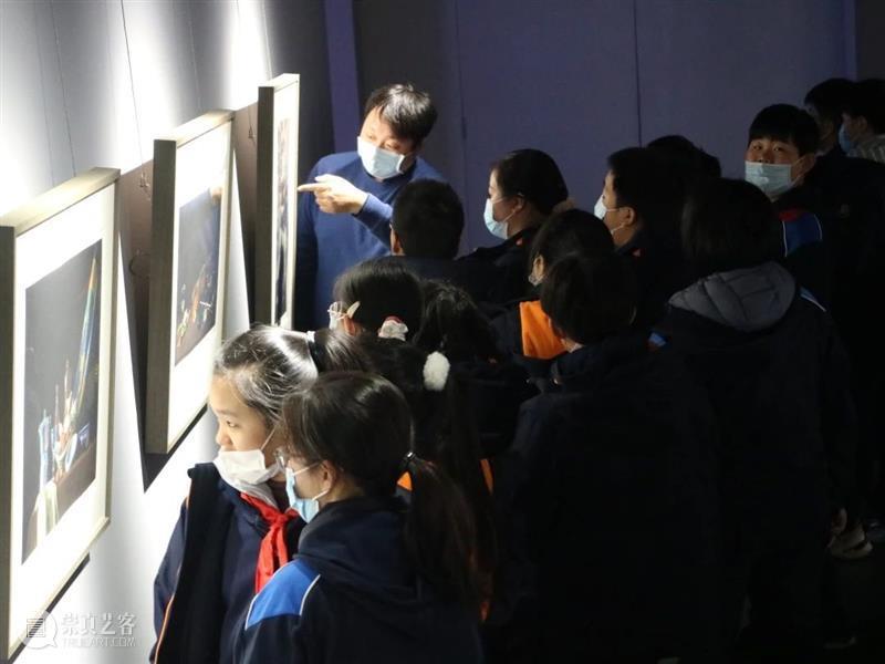 【活动回顾】舌尖上的凹版画 活动 版画 舌尖 美术馆 美术 上海市西南位育中学 初一 初二 年级 部分 崇真艺客