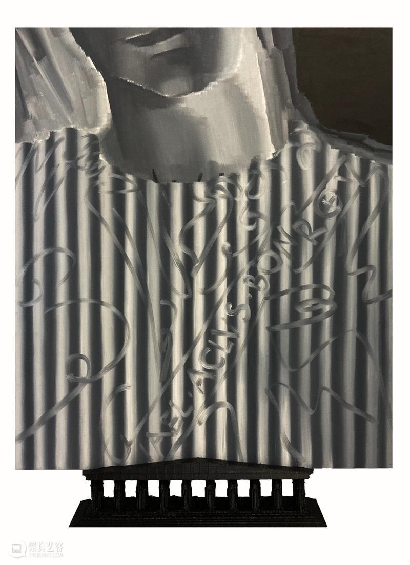 展讯 | 林枞个展「遗迹」将于1月8号开幕! 遗迹 林枞 个展 展讯 展期 ExhibitionPeriod 画廊 合肥市 经开区 齐云路11号 崇真艺客
