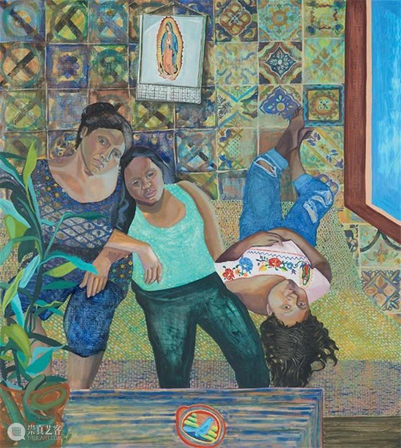 同行/他们的脸就是剧情 | Aliza Nisenbaum Nisenbaum 同行 剧情 墨西哥城 生活 纽约 静物 室内 人物 肖像 崇真艺客