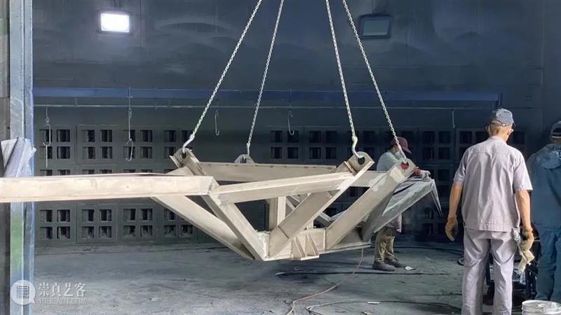 数字雕塑   耗时两年,翼展长13米,超大翼状机械互动雕塑作品 作品 翼状 机械 雕塑 翼展 数字雕塑 本文 微信公众号 张周捷 数字 崇真艺客