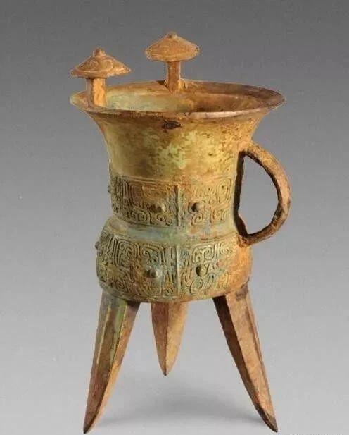 青铜器盉、甗、簋、罍、卣、斝等都是什么东西,有何用途 崇真艺客