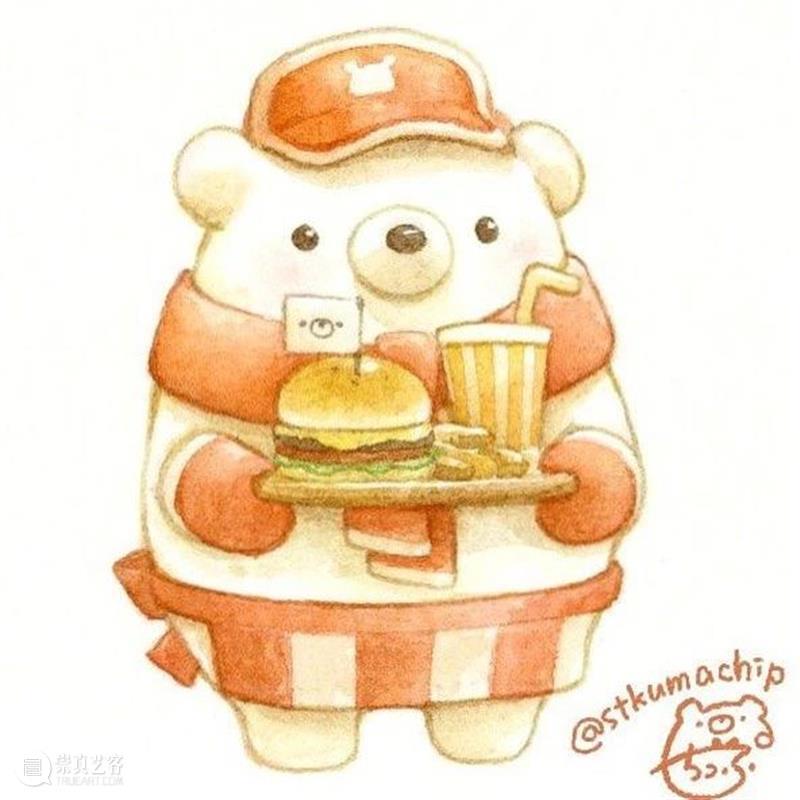 这是一只熊啊 崇真艺客