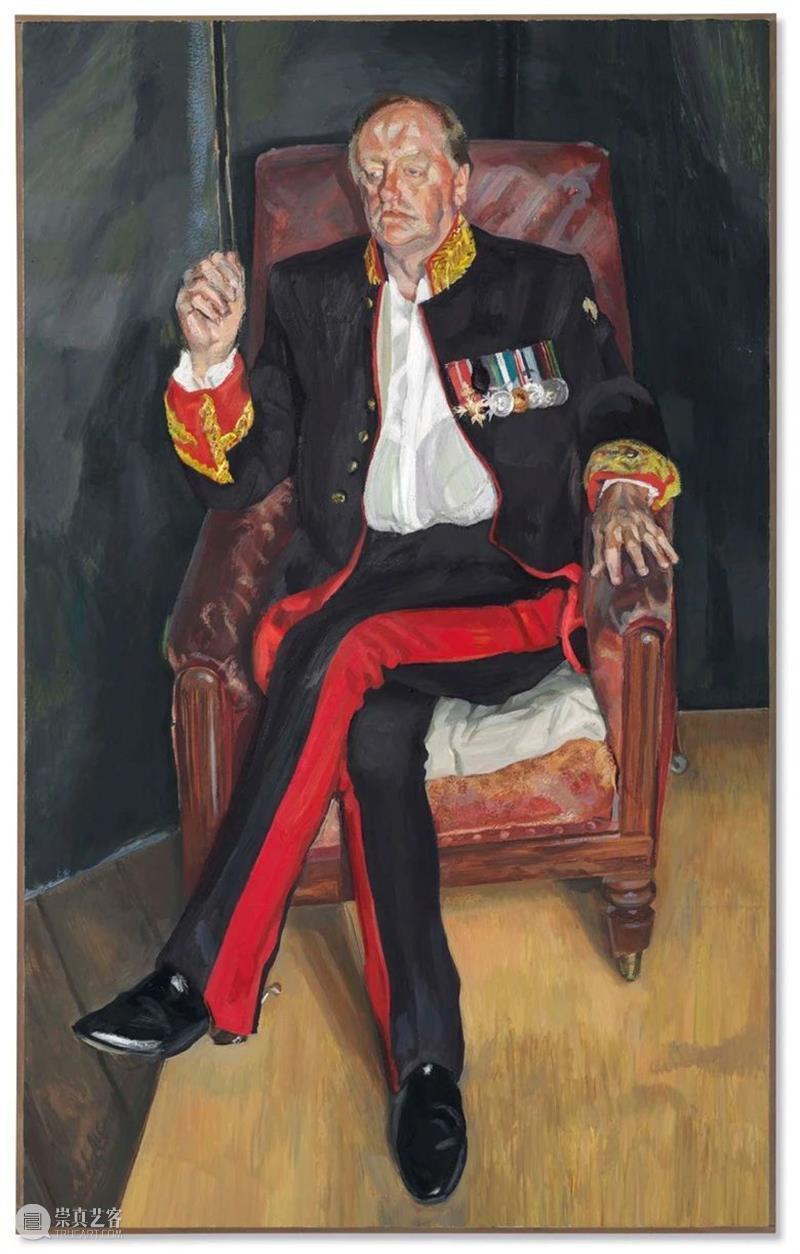 佳士得拍卖史上改写艺术市场的12幅伟大肖像画 肖像画 佳士得 艺术 拍卖史 市场 人物 外表 灵魂 佳作 钱多斯版肖像 崇真艺客