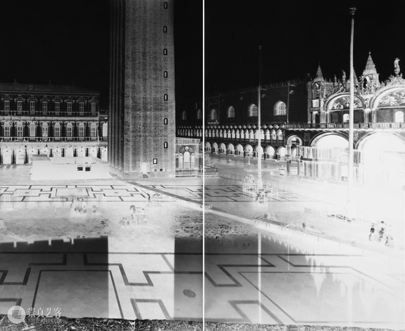高古轩线上呈现维拉·卢特个展「Fragments of Time Past」 高古轩 线上 维拉 卢特 Time Past 个展 Vera Lutter Marco 崇真艺客