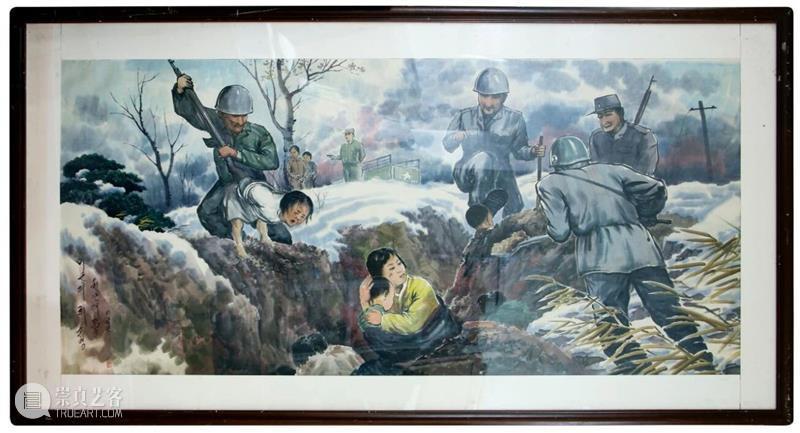1月至2月展览   异域风情—朝鲜艺术汇展 艺术 朝鲜 异域风情 中朝 友谊 两国 文化 人民 心灵 纽带 崇真艺客