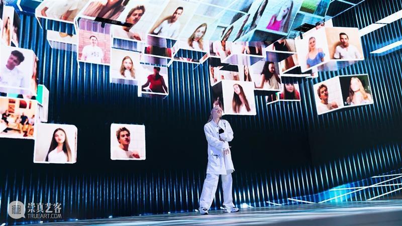 2020年度显示屏应用作品精选30件 | MANA网站 显示屏 MANA 网站 作品 Elevated Encor Supermafia OUTPUT 艺术家 未来 崇真艺客