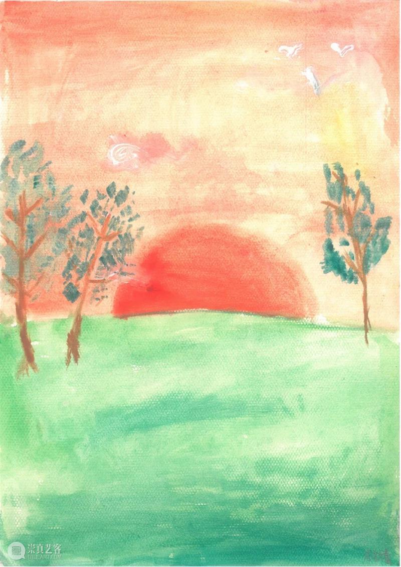 乡村孩子的诗与画,藏着大人们看不见的美好 孩子 诗与画 乡村 大人们 人们 梦想 工作 难题 问题 头脑 崇真艺客