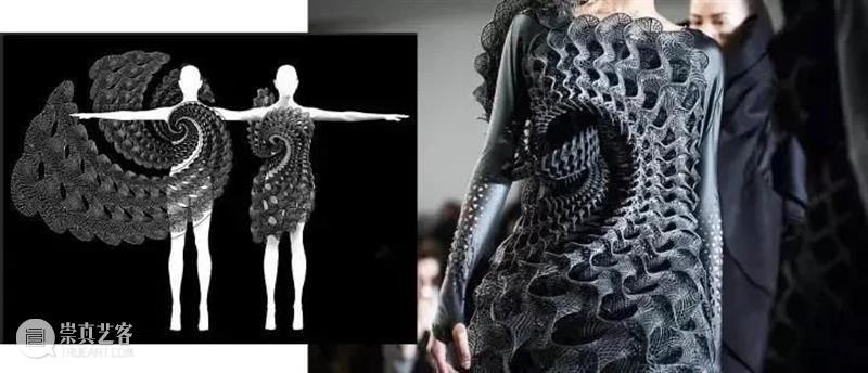 【IFA-时尚资讯】ThreeAsFour | 当雕塑几何学碰上3D打印技术 3D打印技术 雕塑 几何学 IFA 资讯 设计师们 变革性 意义 技术 服饰 崇真艺客