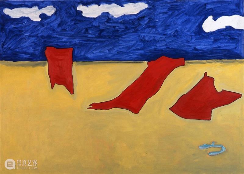 《纽约时报》眼中的拉乌尔·德·凯泽(Raoul De Keyser) 拉乌尔·德·凯泽 纽约时报 眼中 卓纳 画廊 稻草人 布面 油画 纽约艺术家维权协会 ARS 崇真艺客