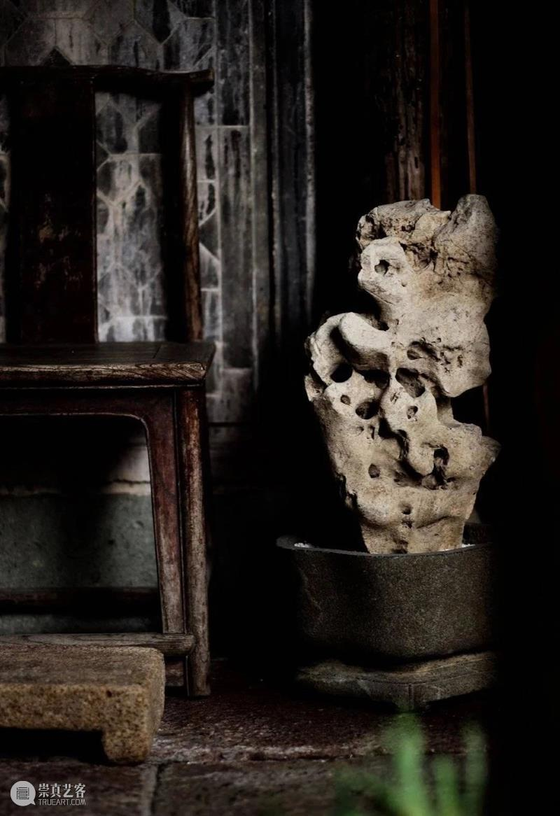 景观丨品石而得苍古之趣,品石而臻永恒之区 品石 苍古 景观 丨品石 上方 中国舞台美术学会 右上 星标 本文 陶瓷 崇真艺客