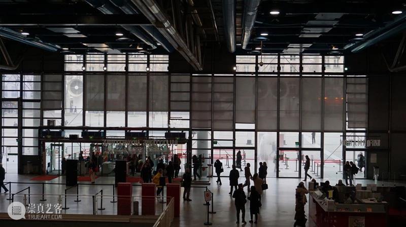 法国蓬皮杜中心,将在三年内闭馆翻新 蓬皮杜中心 法国 伦佐 皮亚诺和 理查德·罗杰斯 巴黎 文化 景点 空调 系统 崇真艺客