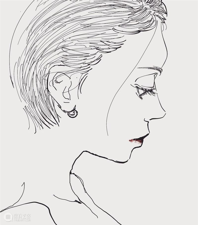 寥寥几根线就把人物画得活灵活现,这种画法你一定很感兴趣 ! 人物 画法 END 崇真艺客
