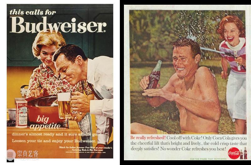 不了解那个时代,就不可能了解安迪·沃霍尔 安迪·沃霍尔 那个时代 商品 艺术 金宝汤罐头 Campell 疑问 商店 货架 广告词 崇真艺客