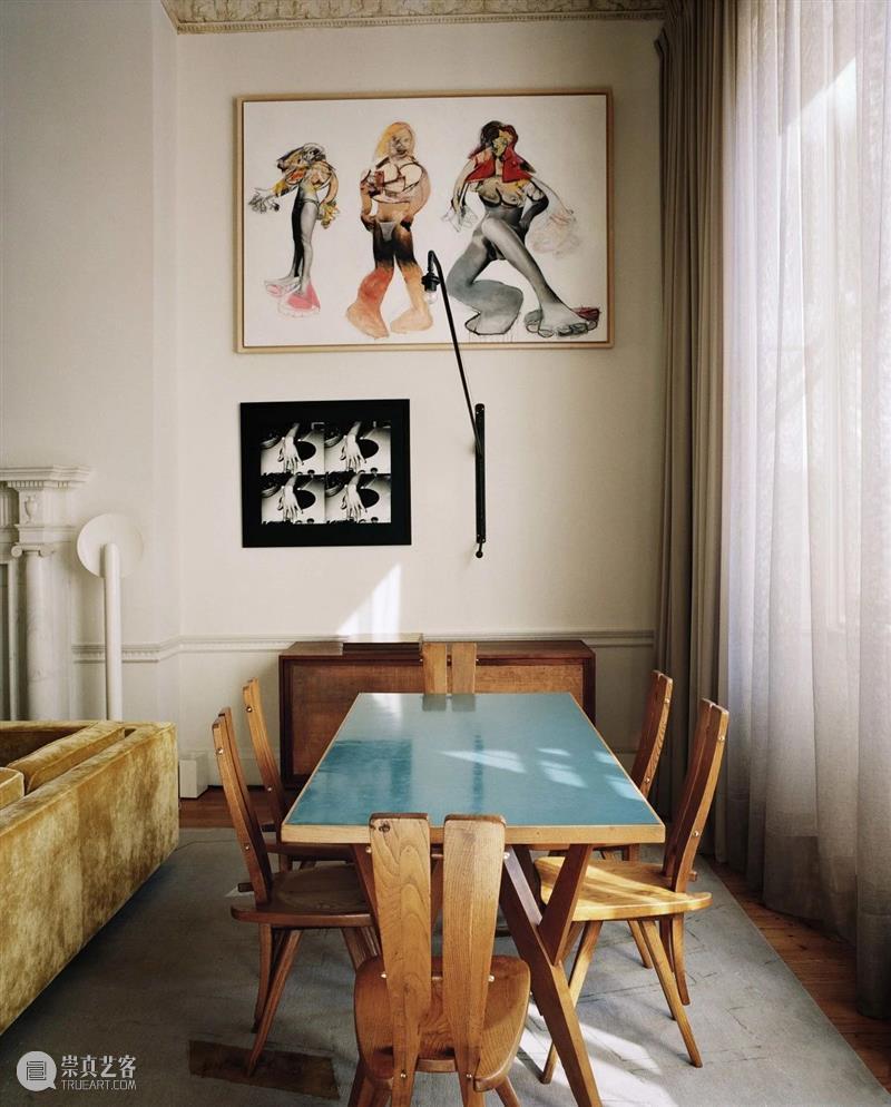 三渊SHARE | Maja Hoffmann自定义的收藏之家,融合了环境、人权和艺术 Maja 艺术 环境 人权 三渊SHARE LIFE and ART here 文森特·梵高 崇真艺客