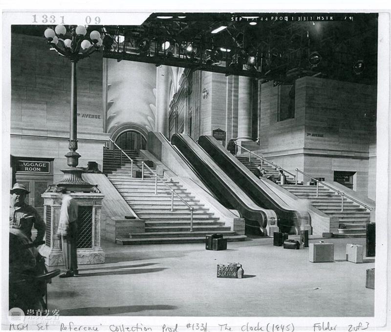 卓纳线上展厅 | 斯坦·道格拉斯《宾州车站的半个世纪》(Stan Douglas) 卓纳 线上 展厅 斯坦 道格拉斯 宾州 车站 Douglas 时间 晚期 崇真艺客
