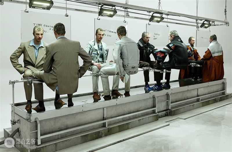 【IFA-艺术赏析】Frederik Heyman|通过与科技的对话提出质疑 视频资讯 李文欣 艺术 Heyman 科技 IFA 人物 摄影师 多媒体 科学 艺术家 比利时 崇真艺客