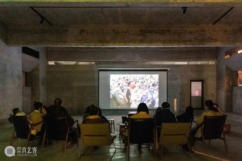 叙述与参与:山中天艺术中心的第一年 山中天艺术中心 Center2020山中天艺术中心 艺术 中心 北京 地标 798艺术区 力量 屏幕 观念 崇真艺客