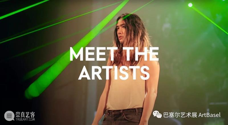 巴塞尔艺术展全新微信视频号,用视频记录艺术! 巴塞尔 艺术展 微信 视频 艺术 微博 系列 艺术家 现场 影像 崇真艺客