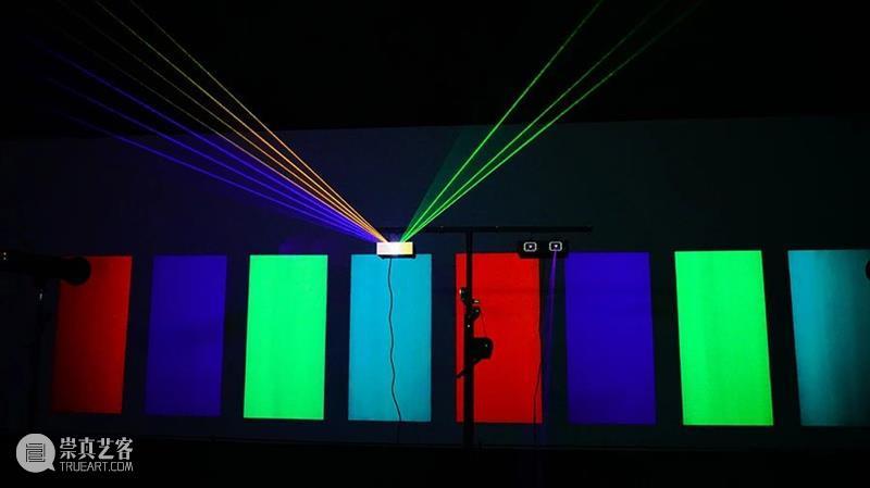 Hyundai Art+Tech| 时间的剧场:光与影+光影实验室 博文精选 余德耀美术馆 时间 剧场 光与影 光影 实验室 场域 装置 材料 金属 支架 崇真艺客