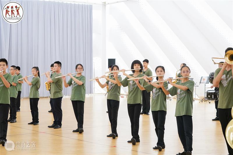 团员招募丨这一次,让自己勇敢一回!!! 团员 星光 大舞台 想法 汗水 小伙伴 广州大剧院 青少年 管乐团 梦想 崇真艺客